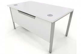 Icarus Office Furniture White Bench Desk ICW8-03 (893x502)